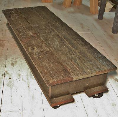 Tafel van ijzerhout